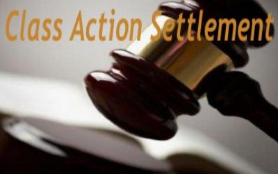 Class Action Settlement